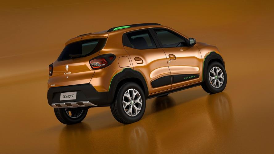 Renault Kwid custará a partir de R$ 29.990, adianta revista