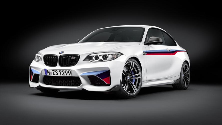 BMW présente un nouveau catalogue d'accessoires M Performance