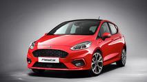 Nouvelle Ford Fiesta - La première photo !