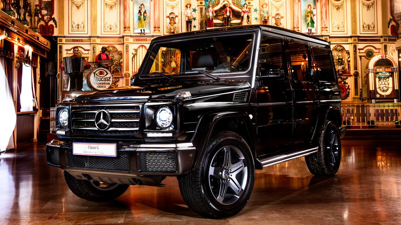 Mercedes Classe G Paul Bocuse