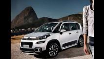 Vazou! Novo Citroën Aircross 2016 tem imagem revelada na internet