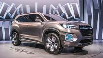 Subaru Viziv-7 Concept Los Angeles