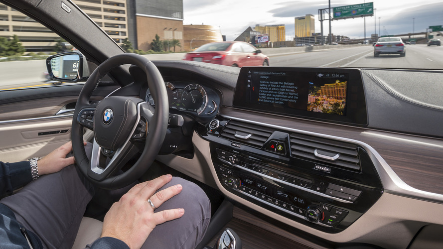 Karşınızda BMW'nin otonom sürüşteki 5 seviyesi