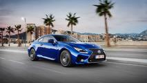 Lexus RC F Azul