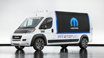 Ram ProMaster Pitstop concept