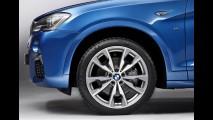 Salão de Detroit: versão brava com 360 cv, BMW X4 M40i aparece ao vivo