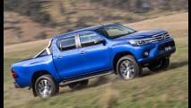 Oficial: nova Toyota Hilux aposta alto em tecnologia e segurança