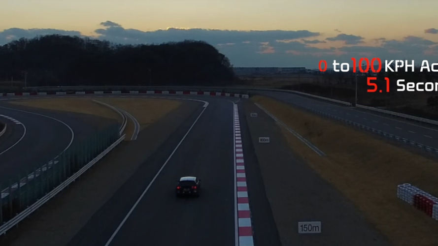 Kia - Un 0 à 100 en 5,1 secondes pour son futur modèle sportif