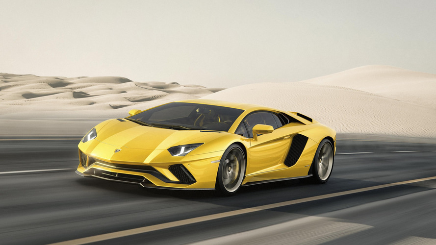 Boğa daha da güçlendi: Lamborghini Aventador S