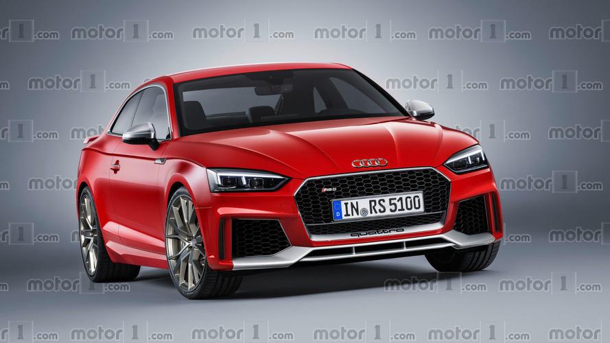 L'Audi RS 5 Coupé devrait ressembler à ça