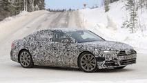 2018 Audi A8 spy photo