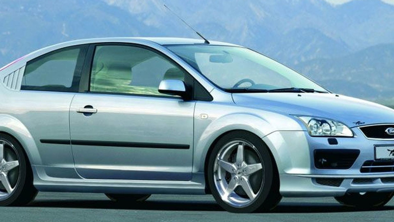 Ford Focus by Wolf Concept