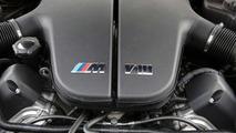 New BMW M6 (UK) - V10 Engine
