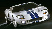 2002 Ford GT40