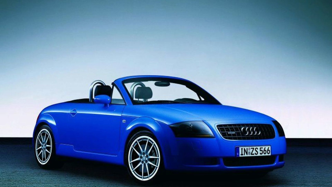 Audi TT with Advance Plus Package