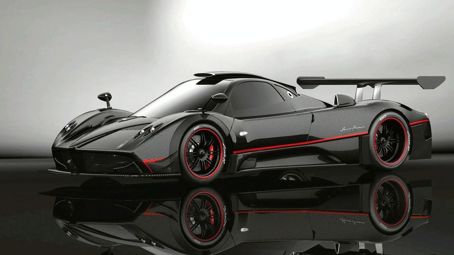 Pagani Zonda R New Images Released