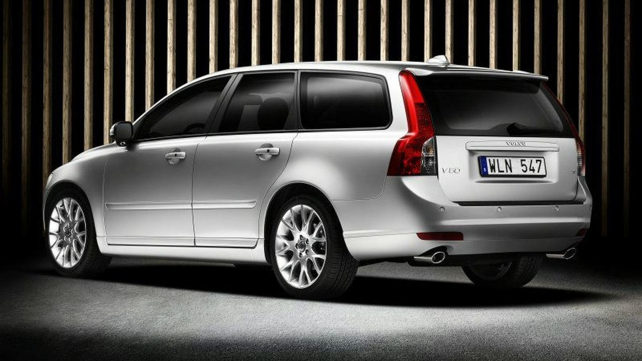 Volvo V50 Facelift