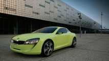 Kia Kee Concept Coupe