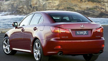 Lexus IS 250X Limited Edition