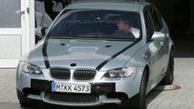 BMW M3 Sedan Spied