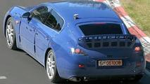 SPY PHOTOS: 2009 Porsche Panamera