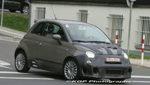 Spy Photo of Fiat 500 Abarth SS