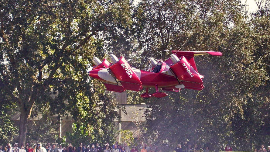 UPDATE: The Moller M400 Skycar Is For Sale To The Highest Bidder