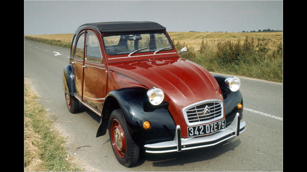 Citroën 2 CV ,Ente