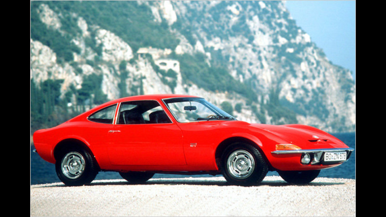 Opel GT (1968)