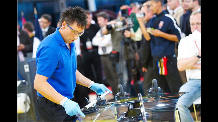 Deutscher ist drittbester Autoglas-Monteur der Welt
