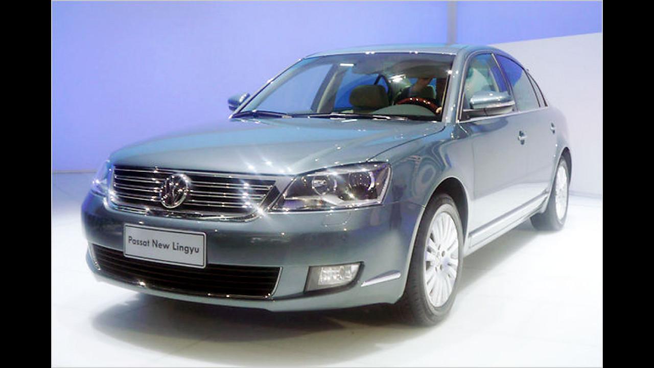 VW im Reich der Mitte