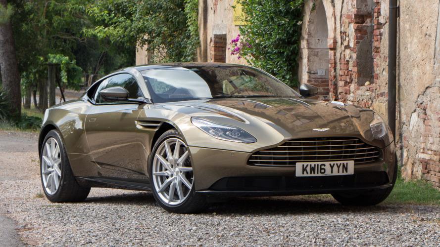 İlk sürüş: 2017 Aston Martin DB11