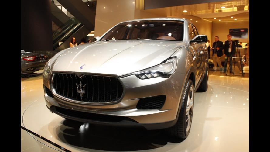 Abarth 695 Tributo Maserati