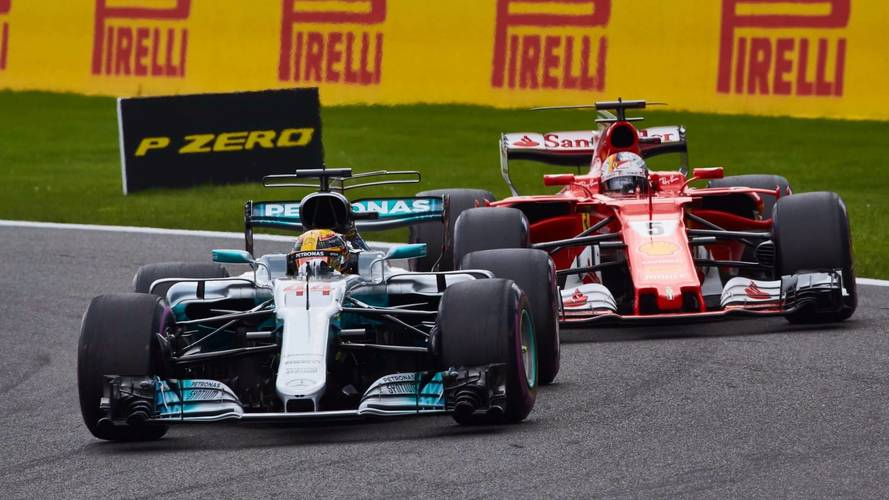 Hamilton/Vettel - L'évolution chiffrée du duel 2017