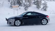 2019 Audi TT Coupe Spy Photo
