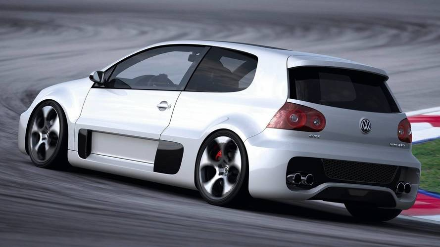 A Retrospective Of The 10 Best VW Golf Concepts Ever Made