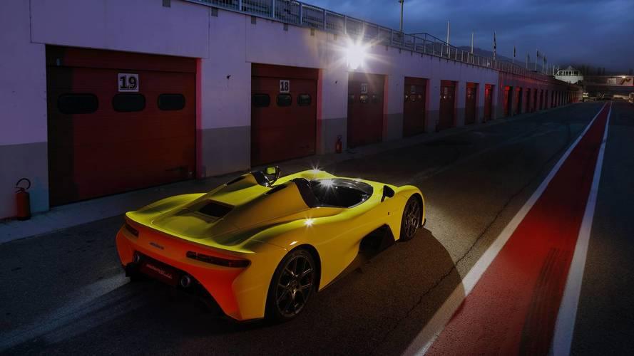 2018 Dallara Stradale