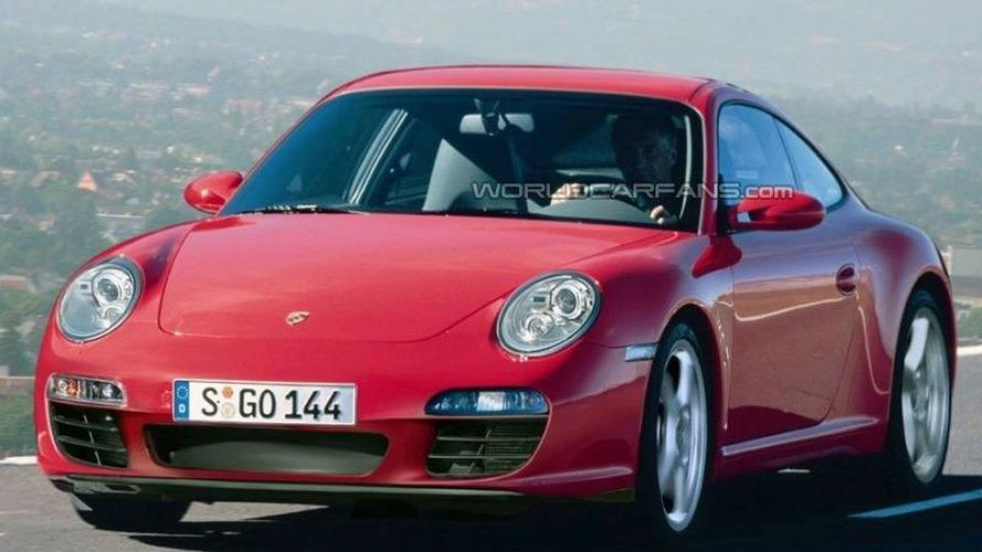 Porsche 997 Facelift Details leaked