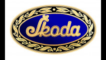 Il marchio Skoda dal 1895 ad oggi