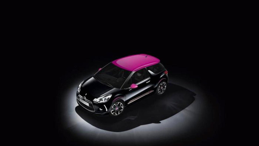 Citroen DS3 Dark Rose limited edition announced
