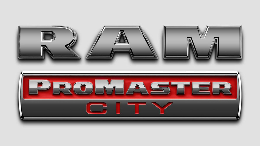 2015 Ram ProMaster City announced, will be based on the Fiat Doblo