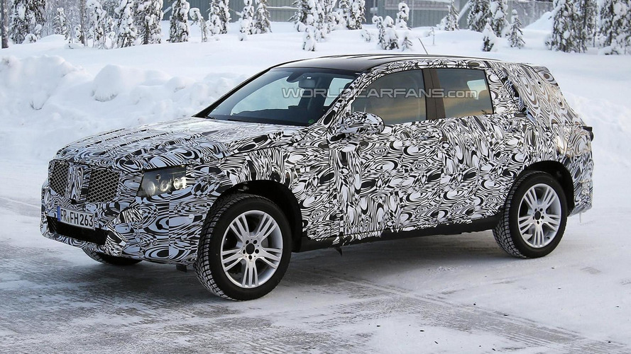 Mercedes exec hints at a new fuel cell vehicle for 2017, could be a crossover - report