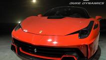 Duke Dynamics Ferrari 458 Velocita
