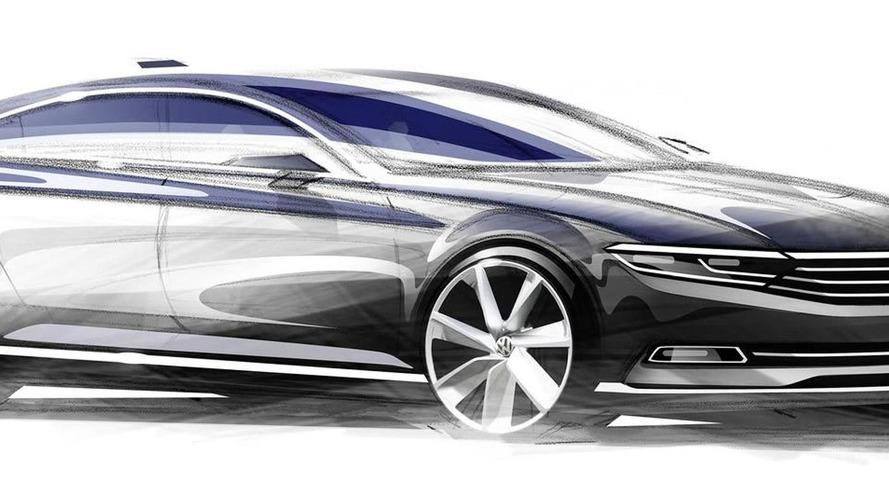 Volkswagen confirms next-gen Passat reveal in July and 240 PS bi-turbo diesel engine