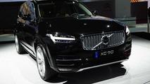 2015 Volvo XC90 at 2014 Paris Motor Show