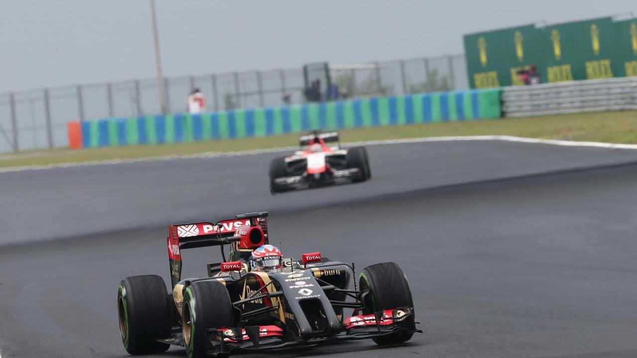 Romain Grosjean (FRA), 27.07.2014, Hungarian Grand Prix, Budapest / XPB