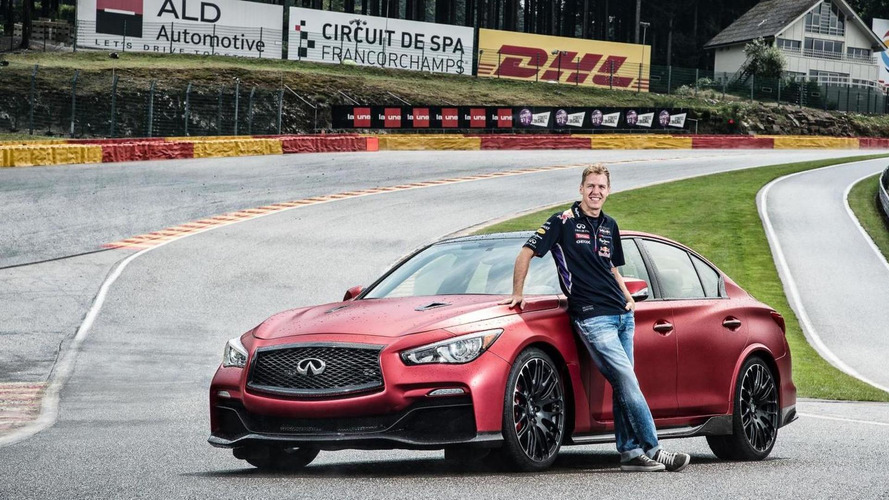 Spa-Francorchamps to take legal action against Infiniti for 'Eau Rouge' tradename