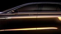 Aston Martin Lagonda teased, goes into production early next year