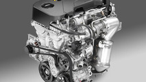 Opel Astra 1.4 ECOTEC Direct Injection Turbo engine