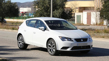 2016 SEAT crossover mule spy photo